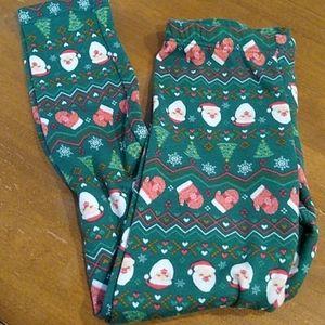 4/$10- Christmas Tights